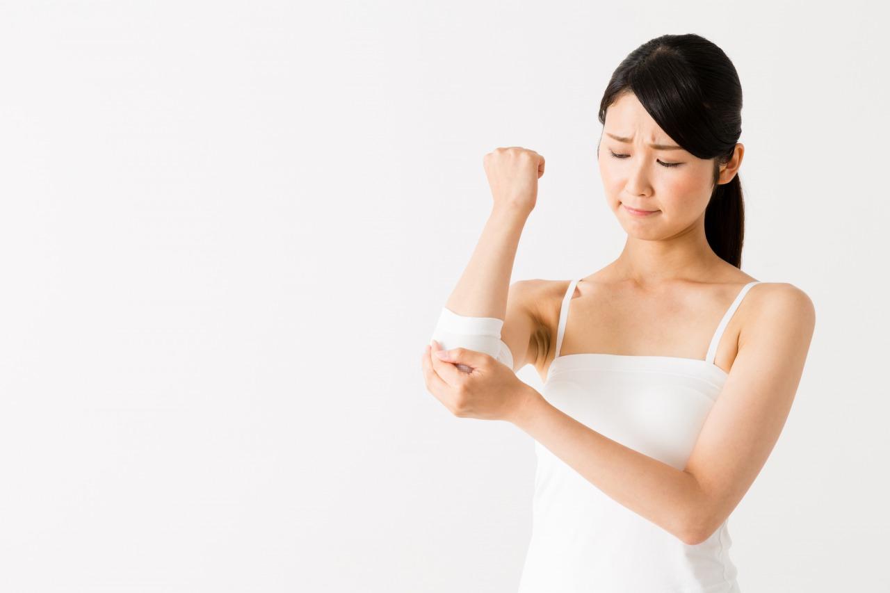 半蔵門の整体院「ほぐすん」が肘・手首痛の症状を説明