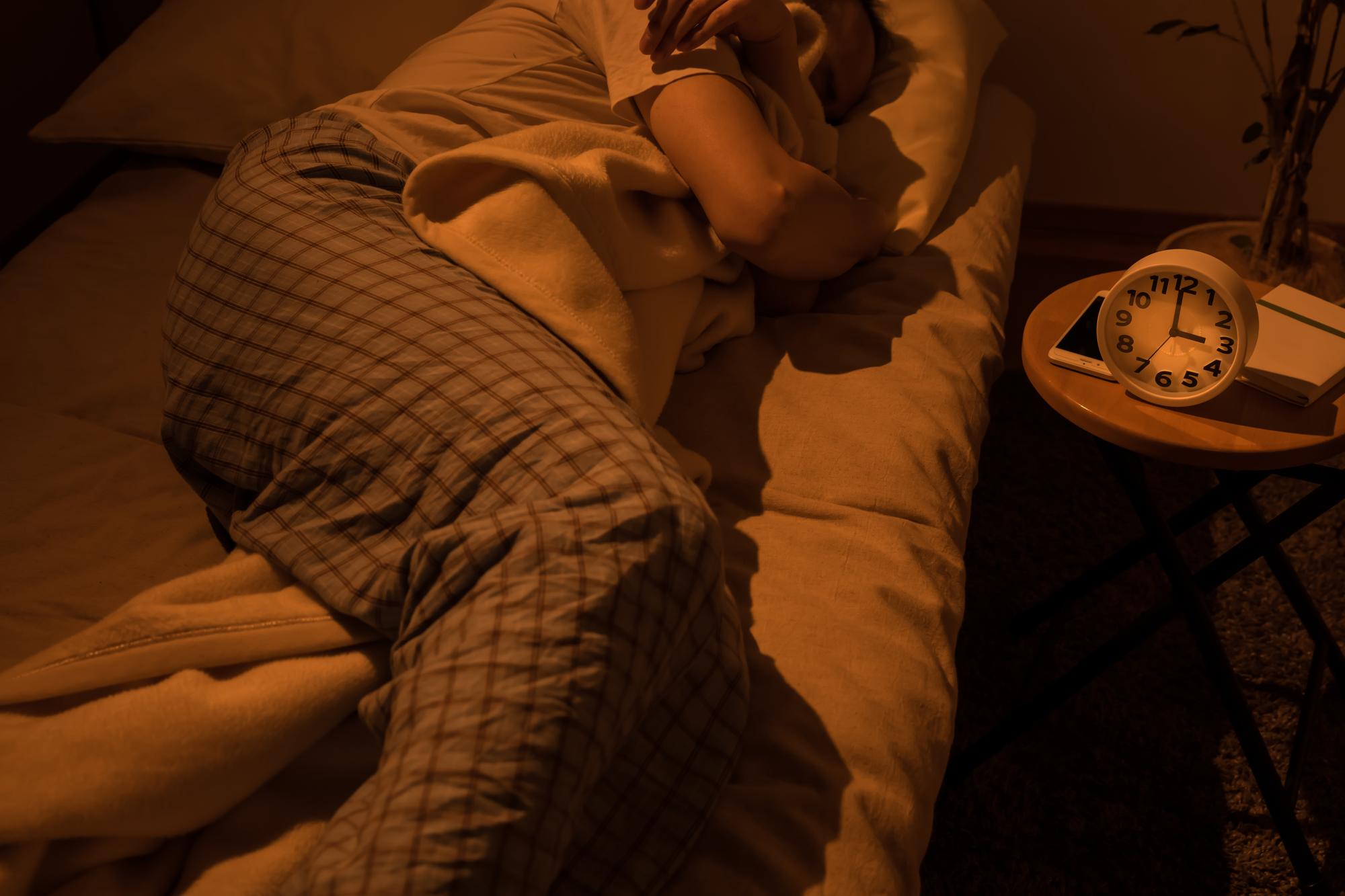 半蔵門の整体院「ほぐすん」では寝違えの原因を究明