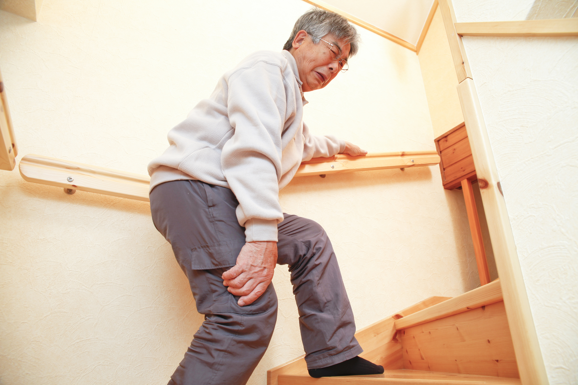 半蔵門の整体院「ほぐすん」が膝痛を予防