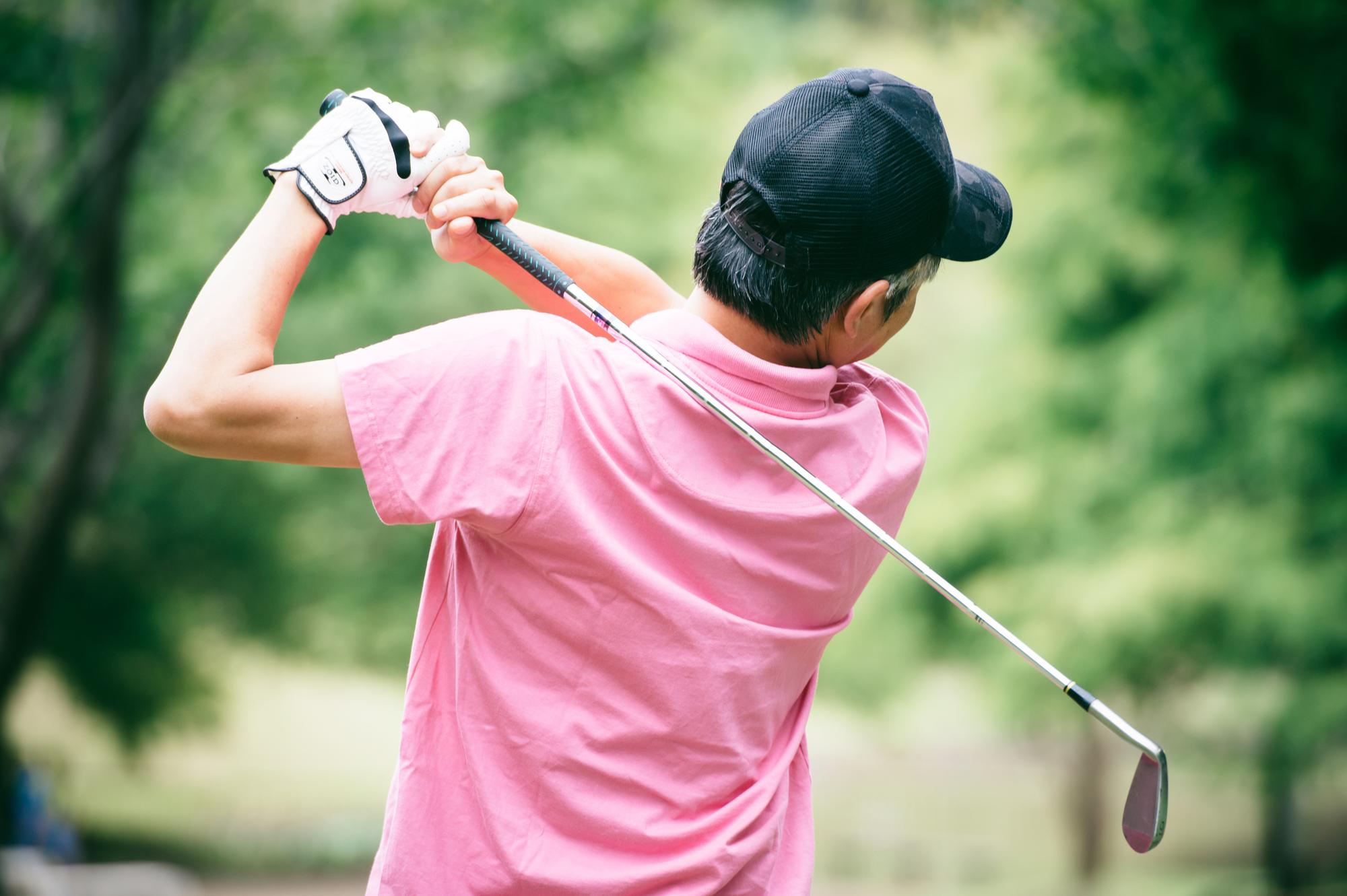 半蔵門の整体院「ほぐすん」ではゴルフ肘の原因を究明