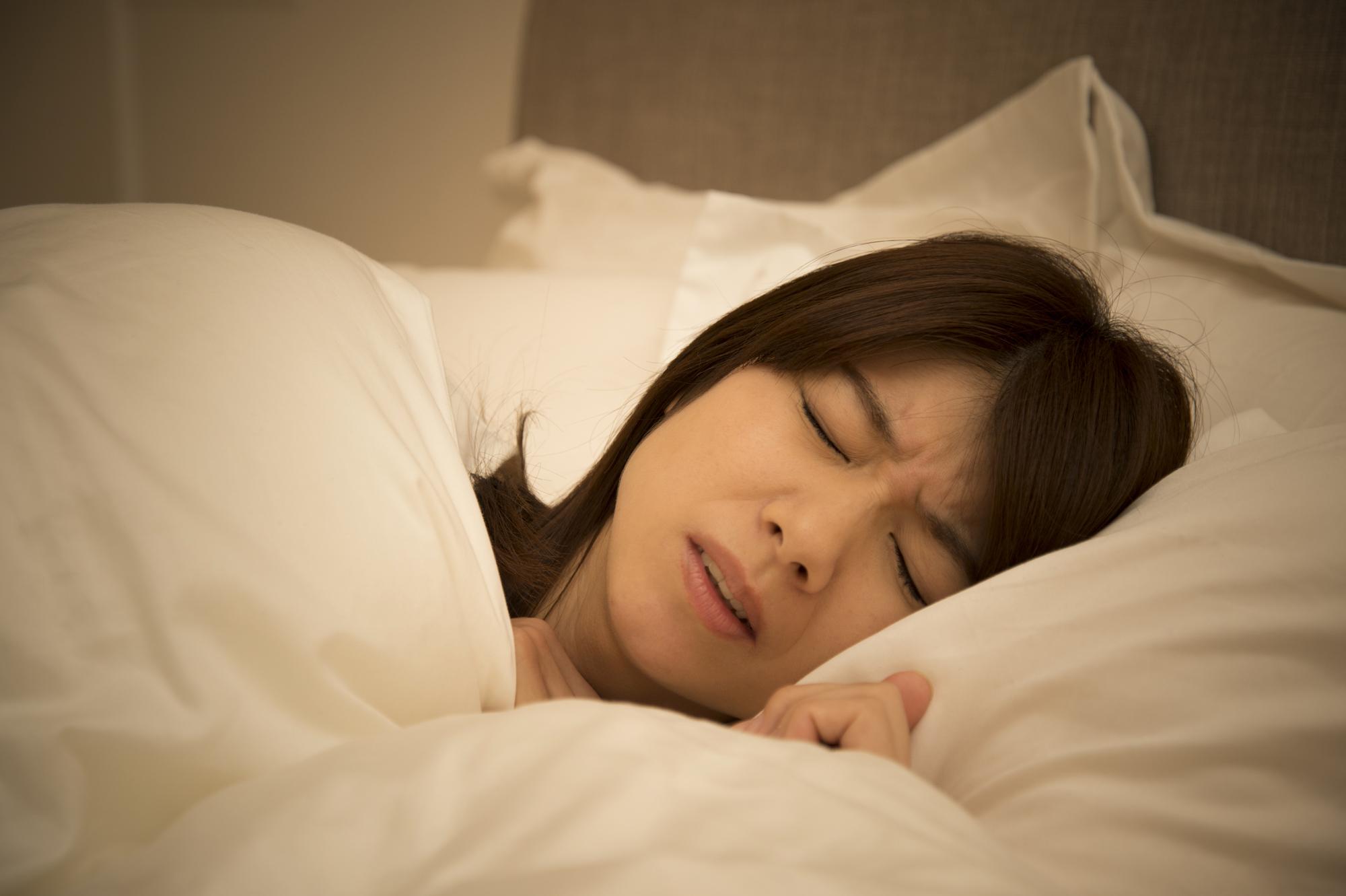 千代田区の整体院「ほぐすん」が睡眠時無呼吸症候群の症状を説明