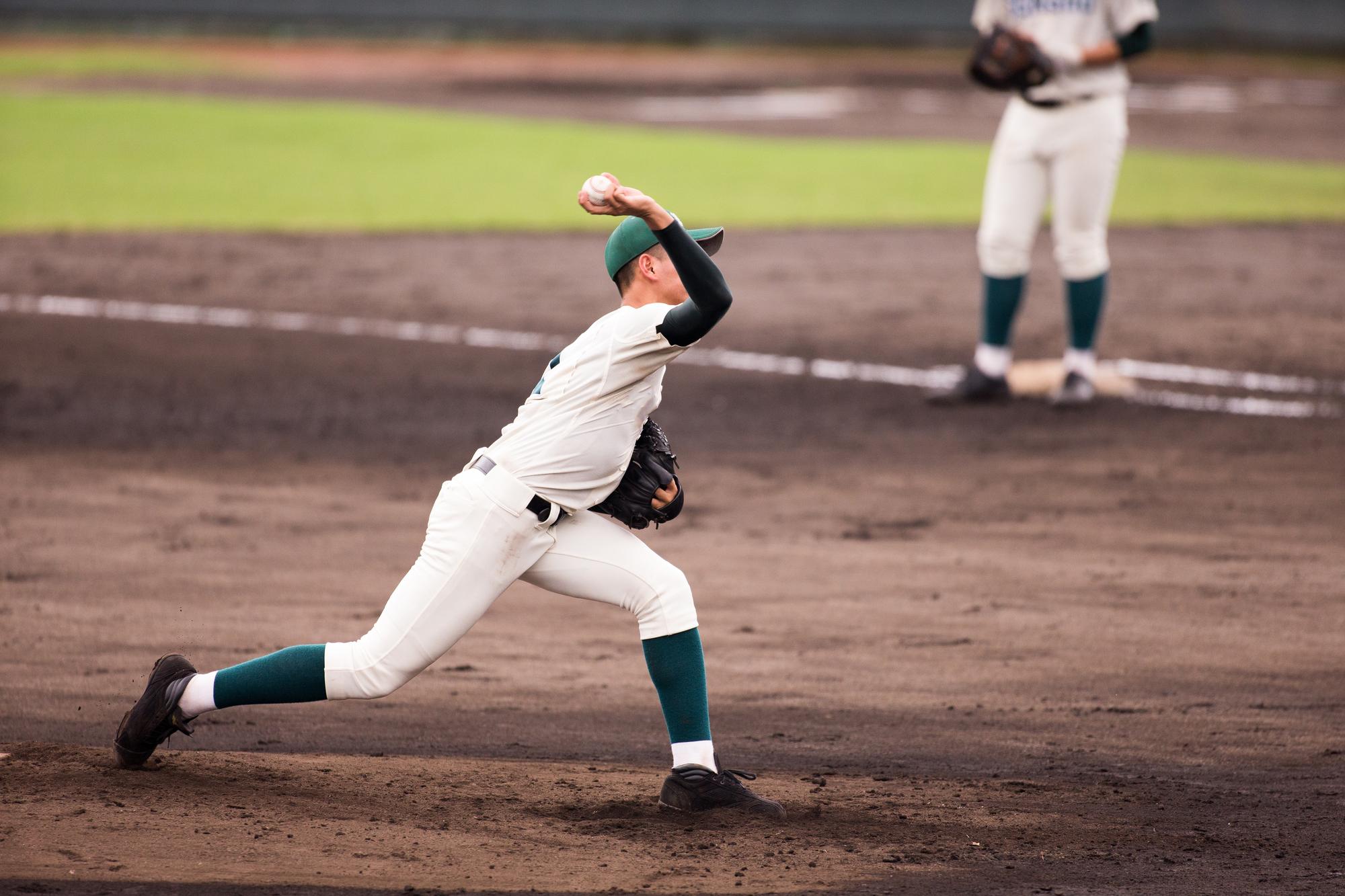 千代田区の整体院「ほぐすん」が野球肩の症状を説明