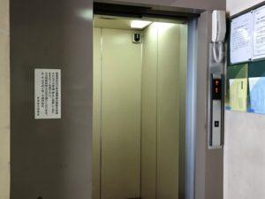 エレベーター3階に上がってください。エレベーターを降りて正面の扉がほぐすんです!ようこそ!!①