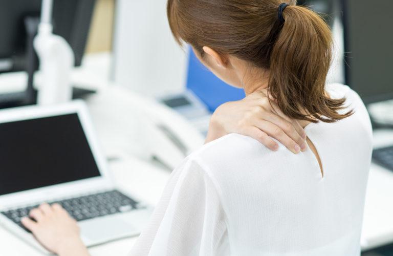 肩こりの原因と根本的な改善
